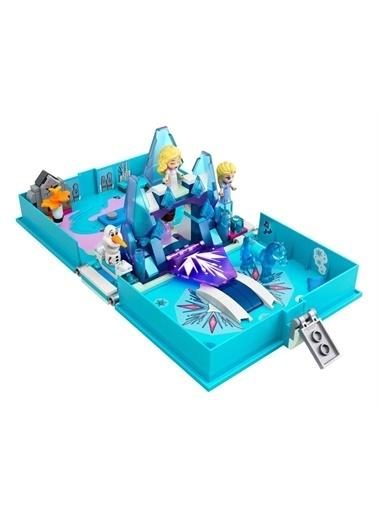 Lego Lego Disney Elsa Ve Nokk Hikaye Kitabı Maceraları 43189 - Çocuklar İçin Oyuncak Yaşım Seti Renkli